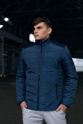 Весенняя куртка Memoru синяя
