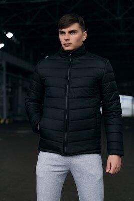 Весенняя куртка Memoru черная
