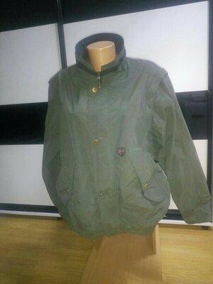 Демисезонная куртка,жилетка 2в1.sport & classic club