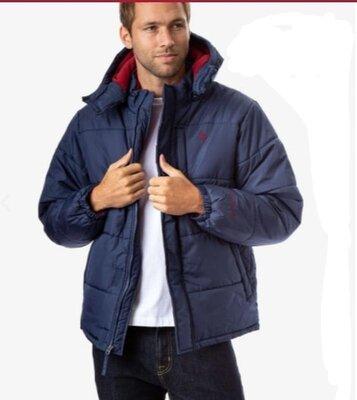 Мужская куртка US.Polo ASSN.размер L укр хл 52-54.сша.оригинал