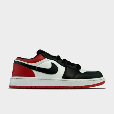 Кроссовки Nike Air Jordan 1 Low Red Black