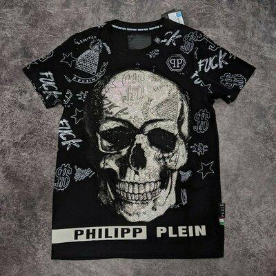 Брендовая футболка PHILIPP PLEIN