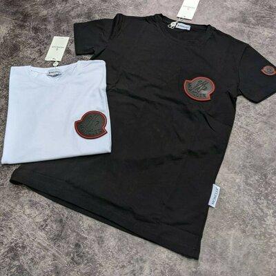 Брендовая футболка MONOCLE