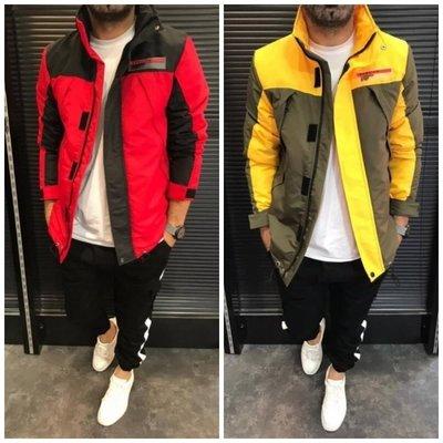 Мужская куртка-ветровка D107, D110