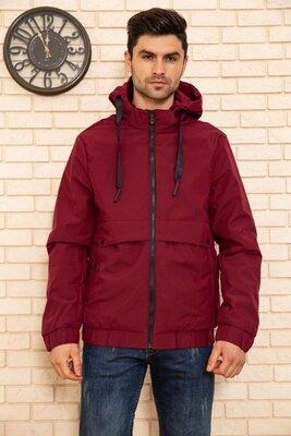 Куртка Мужская С Капюшоном Демисезонная 129R8802