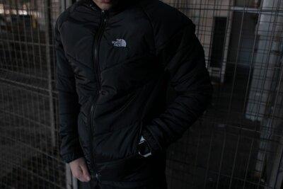 Куртка TNF черная
