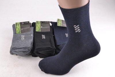 Шкарпетки стрейчеві чоловічі Christophor, бамбук еп-ME31115