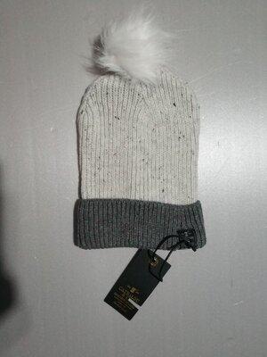 Распродажа Вязаная шапка итальянского бренда Catbalou&Co Оригинал Европа
