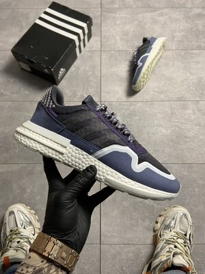 Кроссовки Adidas ZX 500 Violet AAA 36-37-38-39-40-41-42-43-44-45