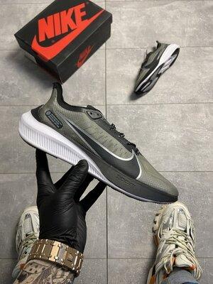 Мужские Кроссовки Nike Zoom Gravity Black Wolf AAA 40-41-42-43-44