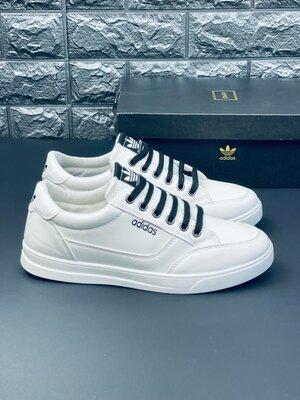 Мужские кеды Adidas кроссовки адидас