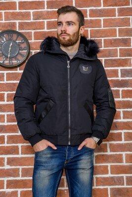 Куртка Мужская Цвет Черный 123R7588 68887