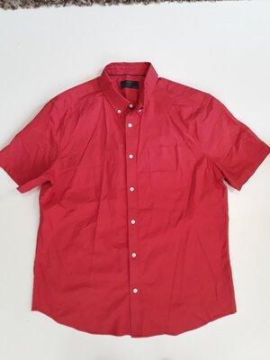 Фирменная очень красивая рубашка XL