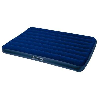 Продано: Велюр матрас 64758 размер 137-191-25 см, синий, в кор-ке