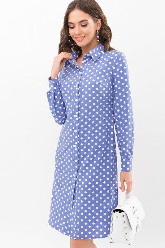 Платье-Рубашка, р. S, M, L, XL: 540 грн - повседневные платья в Днепропетровске (Днепре), объявление №29059381 Клубок (ранее Клумба)