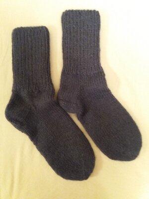 Мужские носки бесшовные шерсть-мохер 29-30см покупайте