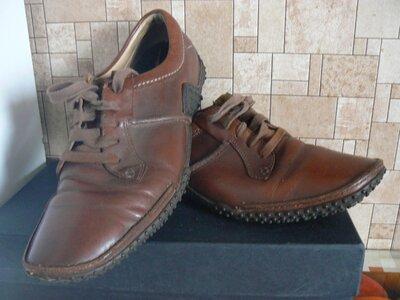 Туфли мужские CLARKS натур.кожа размер 42