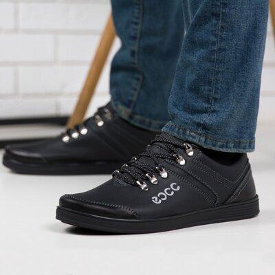 Кросівки чоловічі шкіра / Мужские кроссовки из натуральной ЛК 5