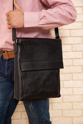 Сумка мужская, экокожа, барсетка, сумочка через плечо, 169R303-1