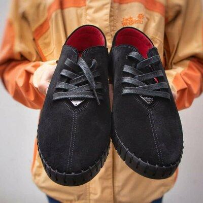 Мужские классные натуральные кеды мокасины лёгкие удобные кроссовки спортивные туфли