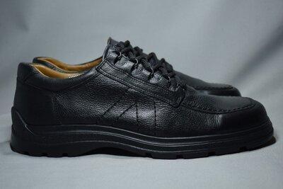 Jomos туфли мужские кожаные. Германия. Оригинал. 51 р./33.5 см.