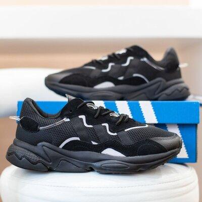 Продано: Кроссовки, кросівки Adidas OZWEEGO черные