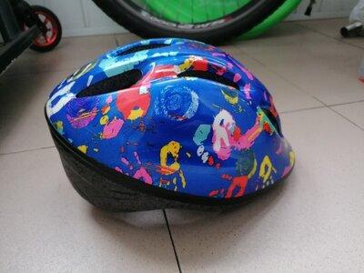Детский велосипедный шлем 50-56 см