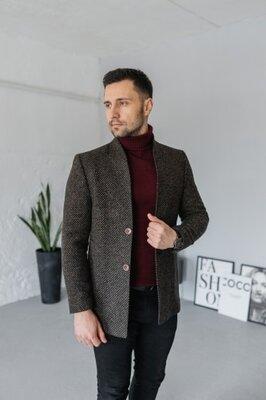 Чоловіче пальто Люксембург 2 гудзики