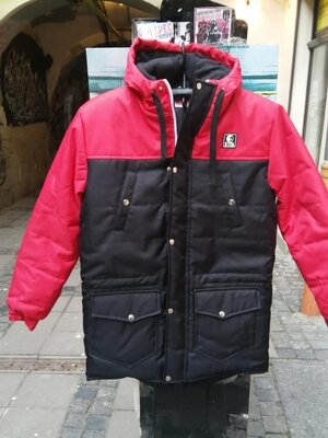 Продано: Куртка парка парка тарас зима new wind proff пуховик зимняя утепленн длинная ястребь