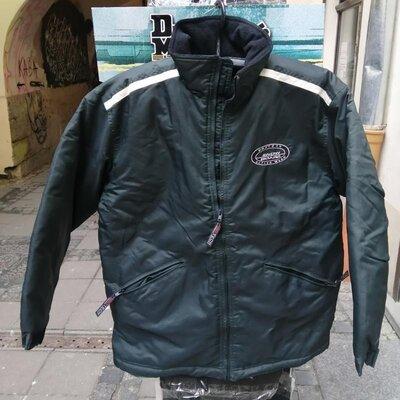 Куртка зимняя утепленная парка protech
