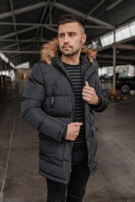 Чоловіча зимова куртка Арктика