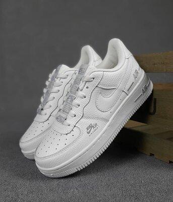 Жіночі кросівки Nike Air Force 1 Double Air 36-41