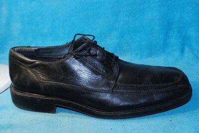 кожаные туфли dockers 46 размер оригинал