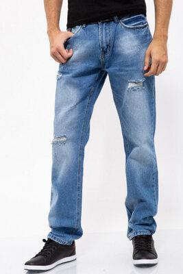 Джинсы рванки, m-l-xl-xxl, джинсовые брюки, 129R8801-3