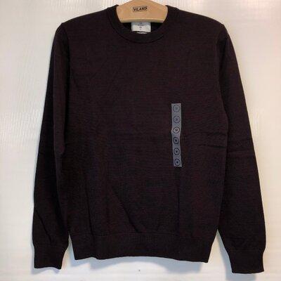 Классный хлопковый свитер, цвет бордовый меланж, Германия, р-ры M, XL, 2XL