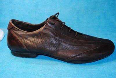 кроссовки geox 46 размер кожа