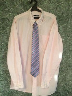 Рубашка мужская Zara basic