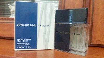 Armand Basi In Blue men edt Оригинал Отливант 7 мл Распив затест парфюмерия