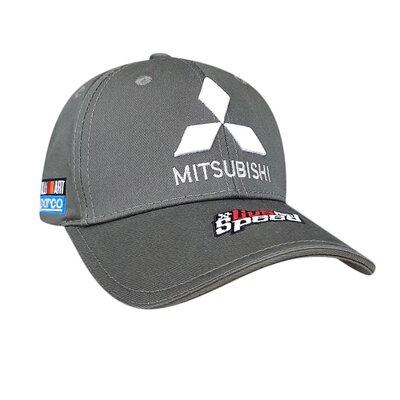 Продано: Бейсболка с логотипом авто Митсубиси Sport Line - 6742