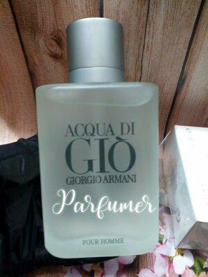 Свежий Прохладный мужской Armani Acqua Di Gio 100 мл, Духи, Парфюмированная Туалетна вода, парфюм
