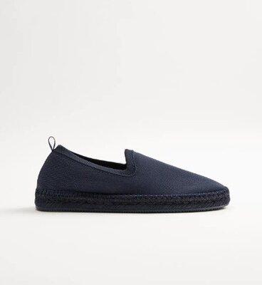 Продано: Эспадрильи мужские Zara Испания