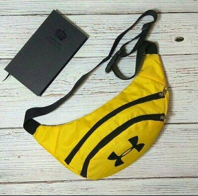 Мужская сумка бананка