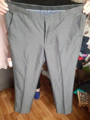 брюки фирменные с Германии бедра 120см пояс 98-110см длина 108см посадка 30-40см