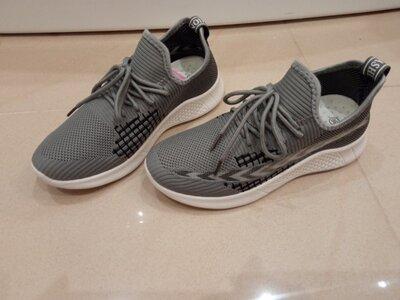 кроссовки-мокасины