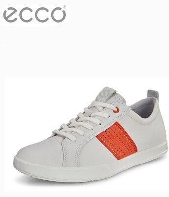 Новые кожаные мужские кеды кроссовки ecco collin 2.0 оригинал 43р.
