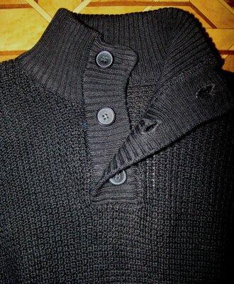 Мужской свитер Solid р.L новый