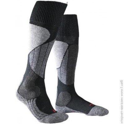 Термо носки из шерсти шелка очень теплые технологичные Falke sk1 42 43