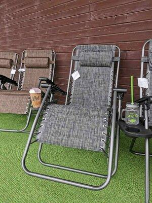 Продано: Крісло-Шезлонг / розкладне крісло / стул расскладной / стул для сада / шезлонг