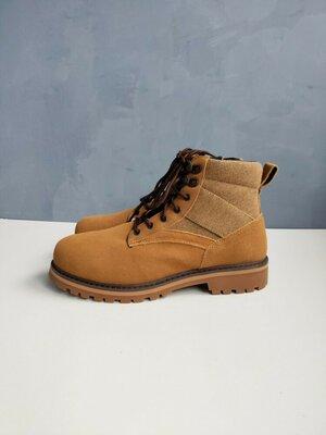 Мужские демисезонные ботинки Reserved