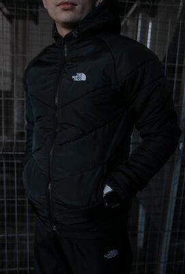 Куртка TNF черная 1615447509